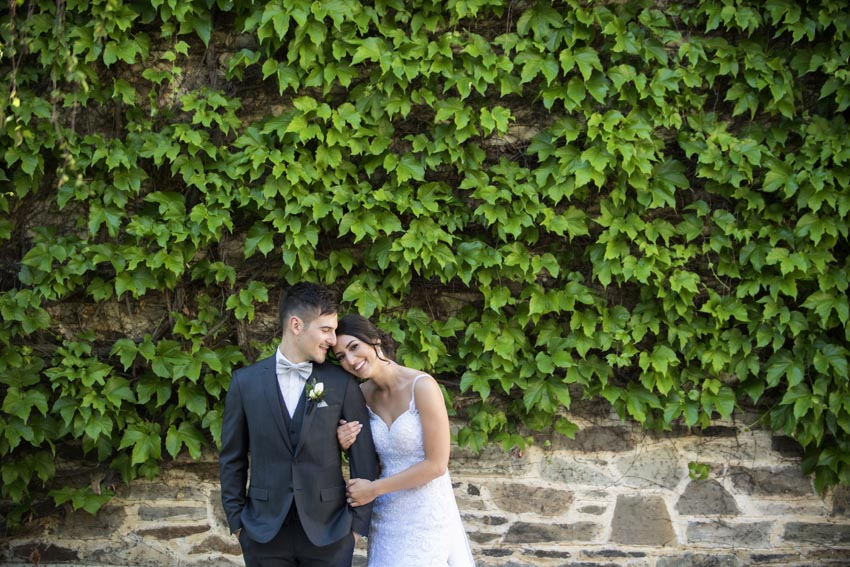 Monika & Luke - Adelaide Wedding Photographer - Belle Photo