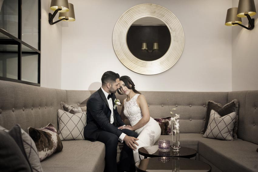 Carmel & Paul - Adelaide Wedding Photographer - Belle Photo